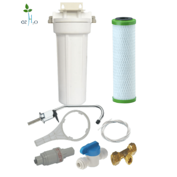Single Under Sink Water Filter
