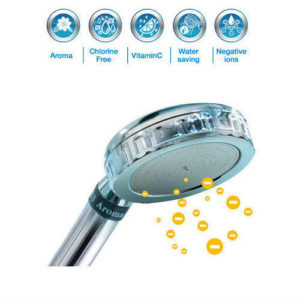 Vitamin C Shower Head