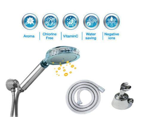 Vitamin Shower Combo